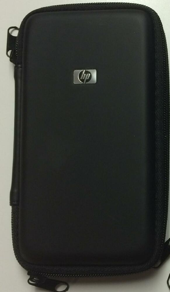Samson Cables Hp 35s Clamshell Case Details