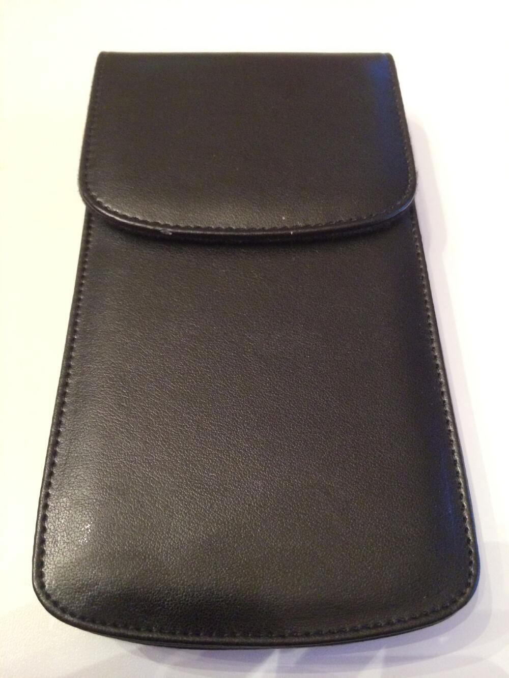 Samson Cables - Graphing Calculator Leather Case for HP 48/49/50