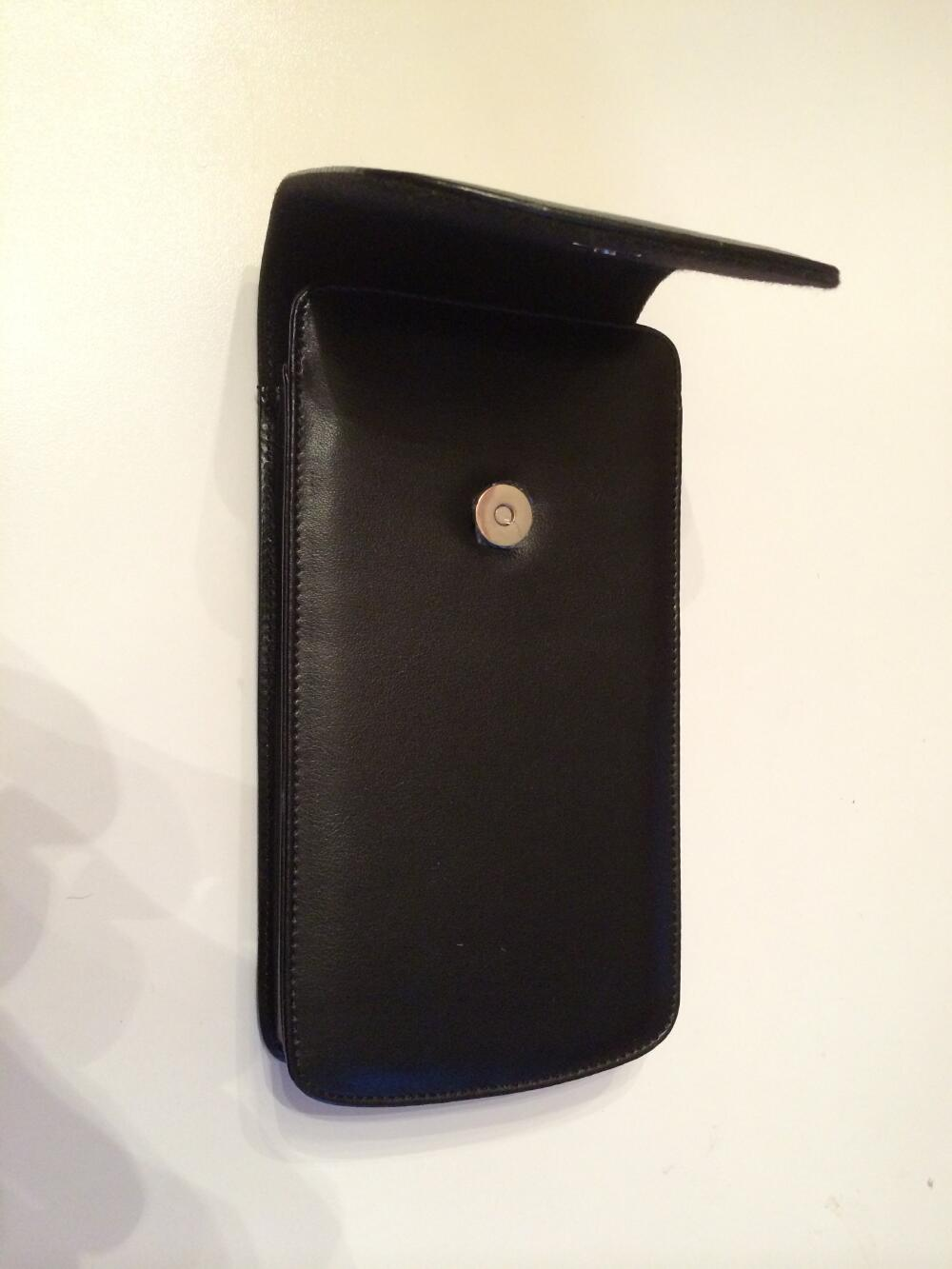 Samson Cables - Graphing Calculator Leather Case for HP 48