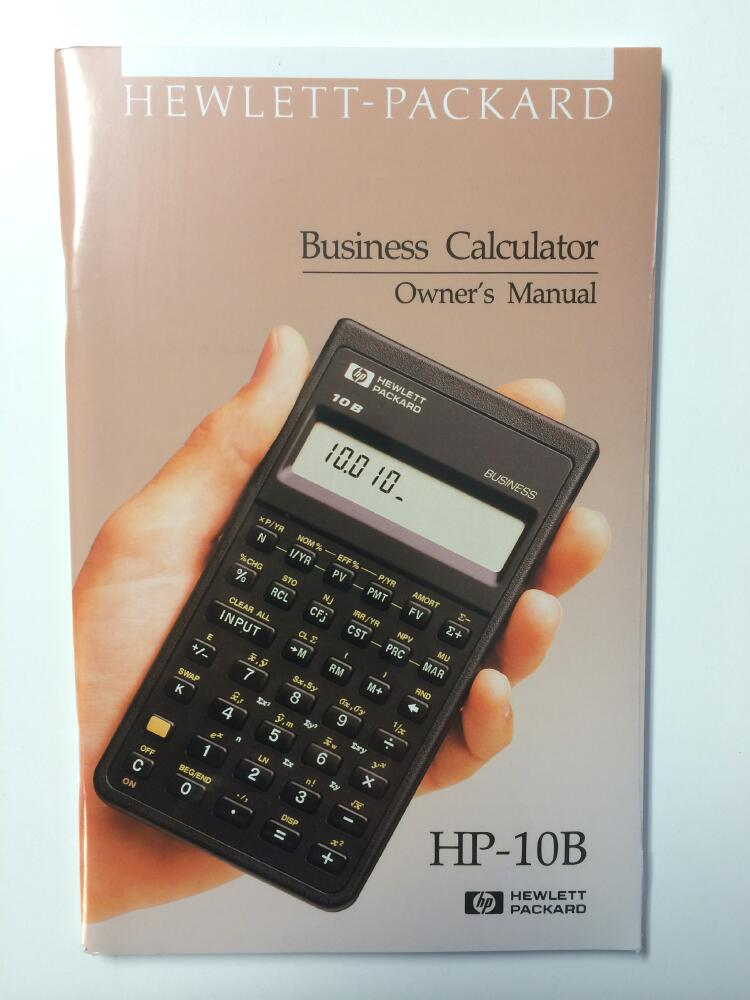 samson cables hp 10b calculator owner s manual details rh samsoncables com HP Pavilion Desktop Manuals HP Pavilion Dv7 Manual PDF