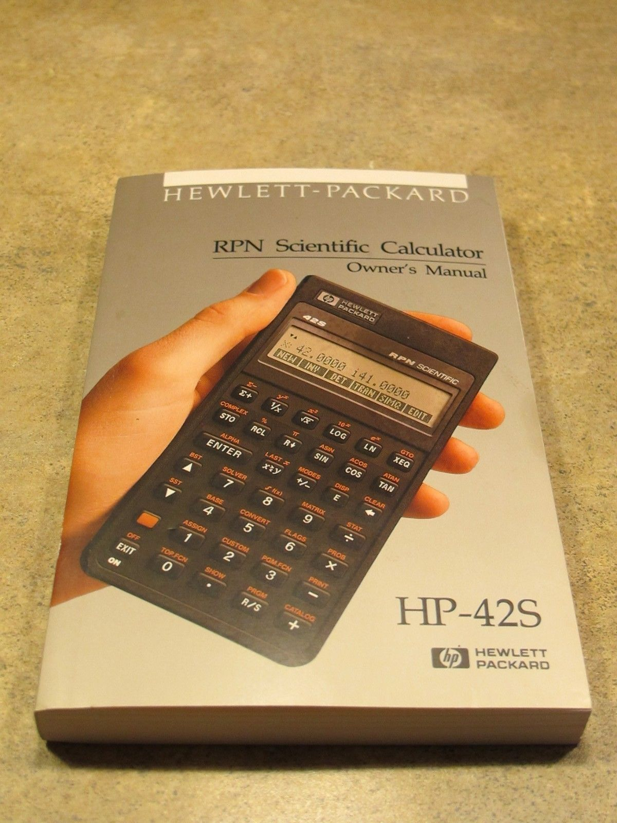 Hp42s manual array samson cables hp 42s scientific calculator details rh samsoncables com fandeluxe Image collections
