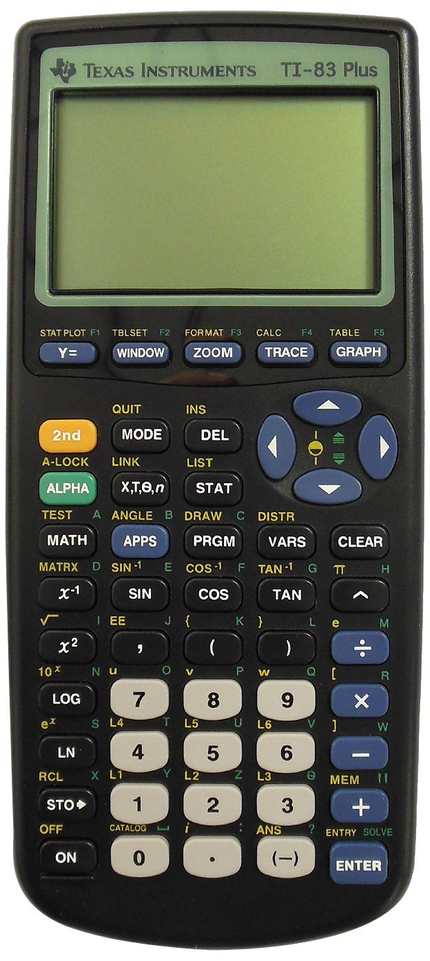 Samson Cables Ti 83 Plus Graphing Calculator Details
